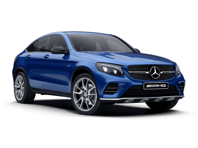 Mercedes-AMG GLC Coupe Glc 63 S 4Matic Edition 1 5Dr 9G-Tronic Petrol Estate